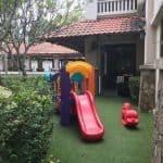 Sparkles Montessori Mont Kiara playground space