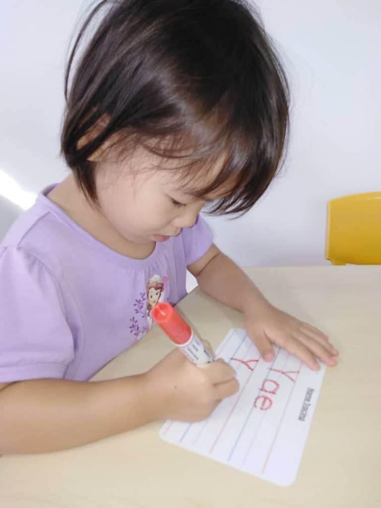 montessori literacy