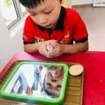 Montessori TTDI Children Selfie